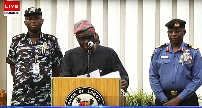Lockdown: Lagos Govt Announces Free Medical Services For Pregnant Women, People With Health Emergencies