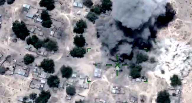 Key Boko Haram Leaders Killed In Borno Air Strikes – Military