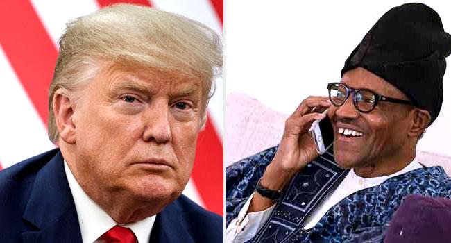 VIDEO: Trump Speaks With Buhari, 'To Send Ventilators' – Lai Mohammed