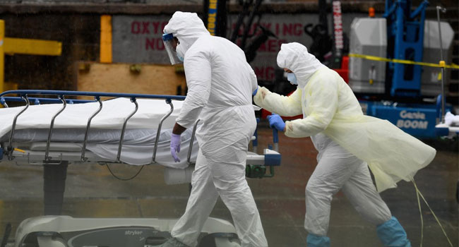 World Coronavirus Death Toll Tops 180,000