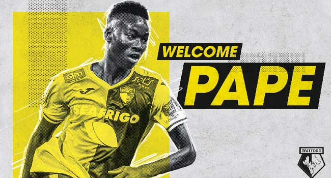 Watford Sign French Gueye On Free Transfer Amid Pandemic