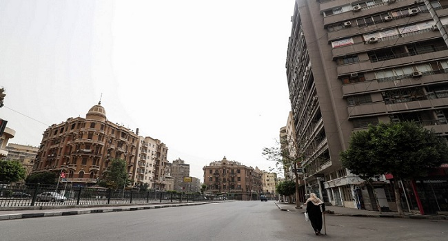 Egypt Reopens Slowly To Revive Pandemic-hit Economy