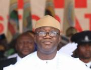 A file photo of Ekiti state Governor, Kayode Fayemi