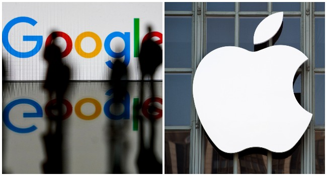 Google And Apple Team Up To Build COVID-19 Mobile App