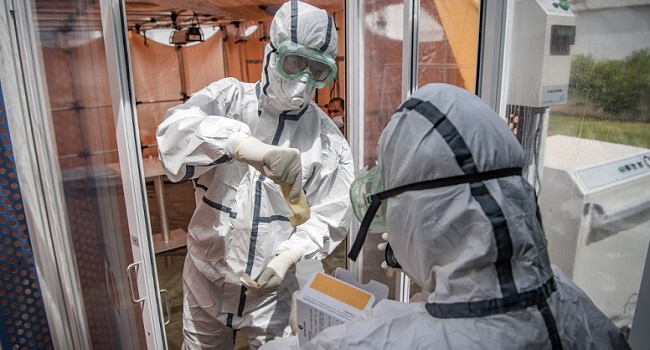 US Death Toll Soars As Global Virus Cases Top 19 Million