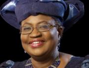A file photo of former Nigerian finance minister, Ngozi Okonjo-Iweala