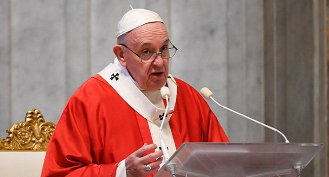 Pope Fights Corruption With New Vatican Tenders Law