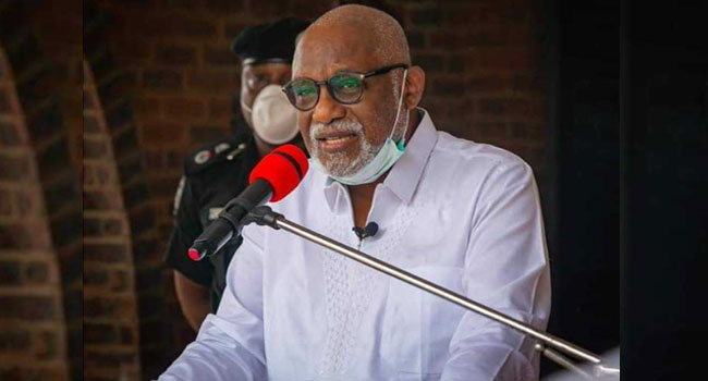 Akeredolu Orders Herdsmen To Vacate Ondo Forest Reserves, Bans Night-Grazing