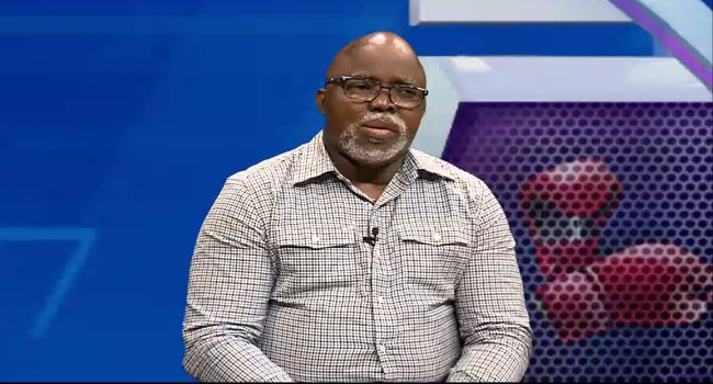 2021 AWCON: Pinnick Assures Of Falcons' Victory Against Ghana