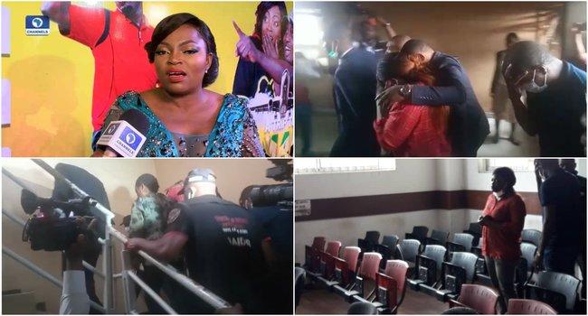 Funke Akindele, Husband Sentenced To 14 Days Community Service, Fined N100,000 Each
