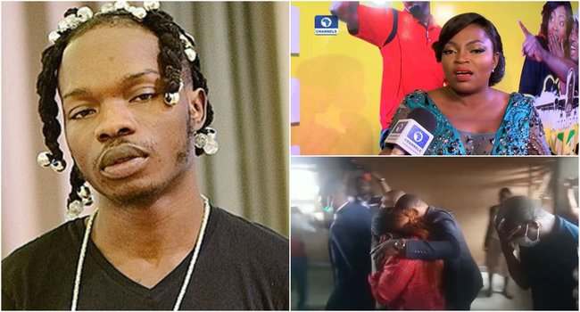 Lockdown Violation: Naira Marley In Police Custody Over Funke Akindele's Party