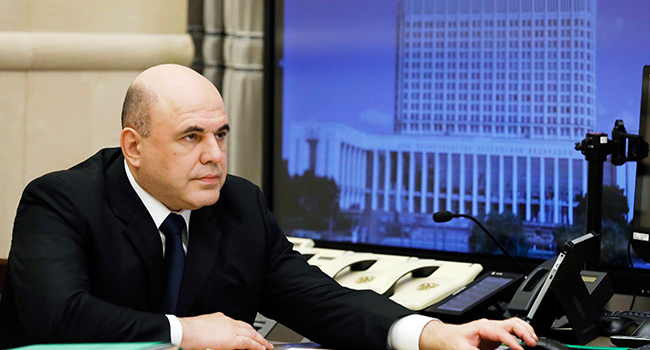 Russian Prime Minister diagnosed with COVID-19