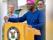 Lagos State Governor, Babajide Sanwo-Olu