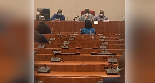 NASS Leaders, Humanitarian Affairs Minister Meet Over COVID-19 Lockdown
