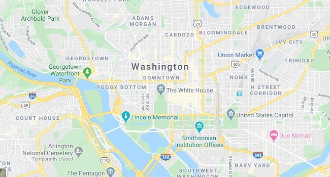 Man Opens Fire On Cuban Embassy In Washington