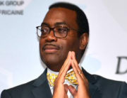 A file photo of President of the African Development Bank, Akinwunmi Adesina