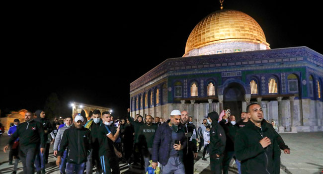 Islam's Third Holiest Site To Be Closed Following Spike In COVID-19 Cases