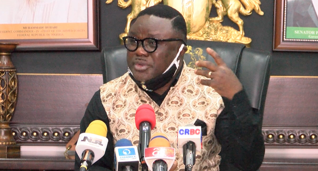 Ayade Weeps Over Tax Burden On Low-Income Earners, Grants Tax Exemption