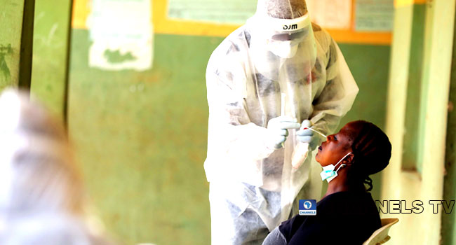 Oyo Discharges 169 COVID-19 Patients