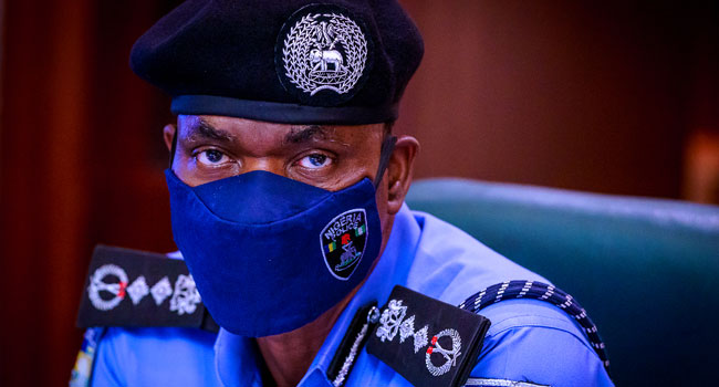 Nigeria Police Force Undergoes Major Reorganization