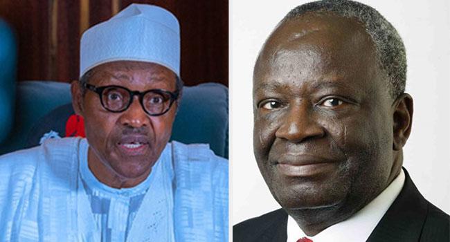 Former External Affairs Minister, Gambari May Be Buhari's Next Chief Of Staff