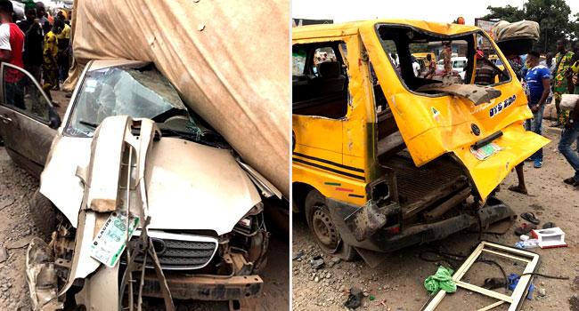 Two Killed, Seven Injured In Ogun Highway Accident