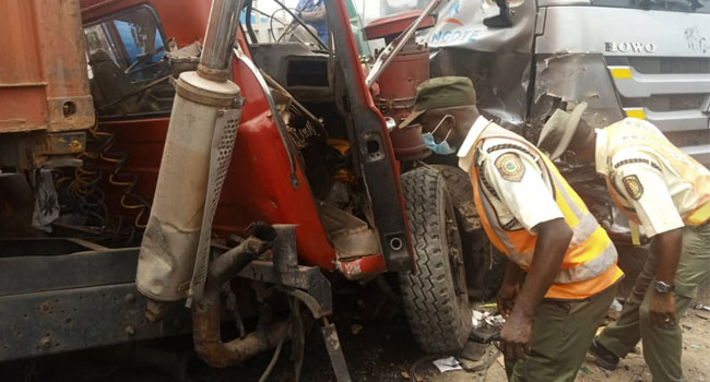 Two Killed In Ogun Road Accident