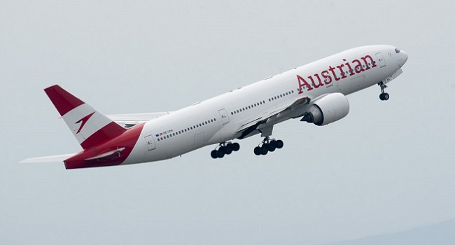 Austrian Airlines To Resume Flights On June 15
