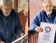 BobWeighton, a former teacher and engineer, was crowned the world's oldest man by the Guinness World Records.