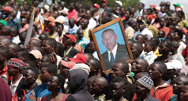 Burundi orders World Health Organization official to leave country