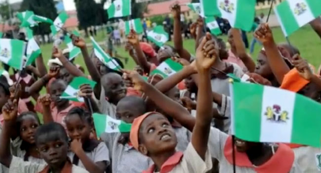 Nigeria Celebrates Children's Day