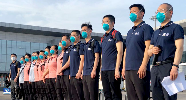 We Brought In Chinese Experts Primarily To Prevent COVID-19 Outbreak Among Our Staff – CCECC