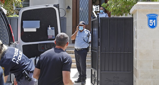 Chinese Ambassador To Israel Found Dead At Home – Police