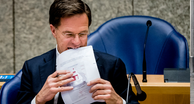 Dutch PM Didn't See Dying Mother Due To COVID-19 Rules