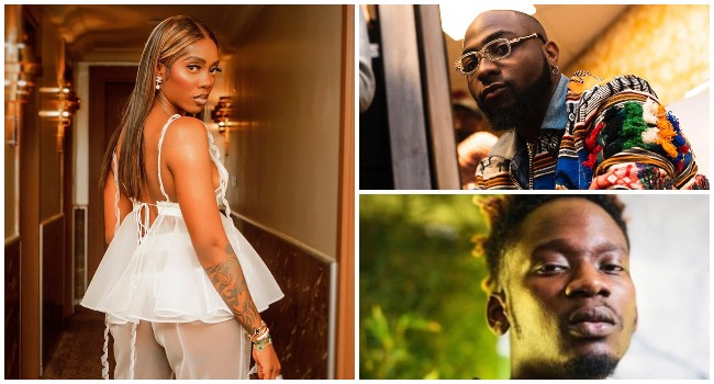 Davido, Tiwa Savage, Mr Eazi Talk Stereotypes, Afrobeats In Latest Issue Of Billboard Magazine