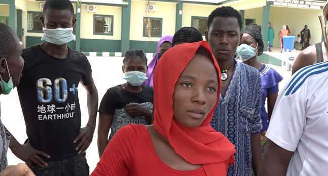 COVID-19 Patients Protest At Gombe Isolation Facility