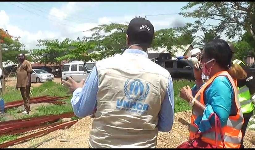 COVID-19: Cameroonian Refugees In Cross River Receive Relief Items