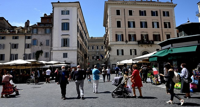 Italy Plunges Into Recession As COVID-19 Bites