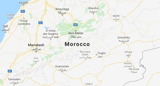 24 Killed In Morocco Underground Factory Flood