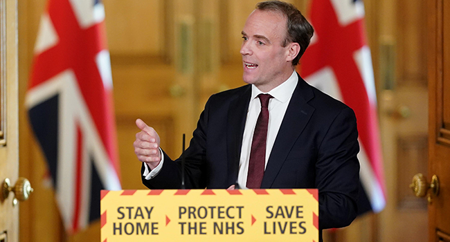 Restarting Premier League Will Boost Morale – UK Minister
