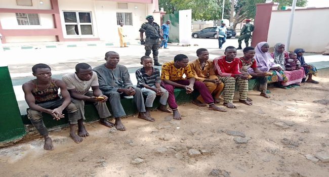 Police Rescue 12 Kidnap Victims In Zamfara