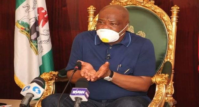 We Locked Down Obio/Akpor And Port Harcourt To Protect Rivers, Says Wike