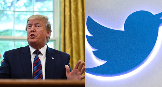 Twitter-Trump Clash Intensifies Political Misinformation Battle