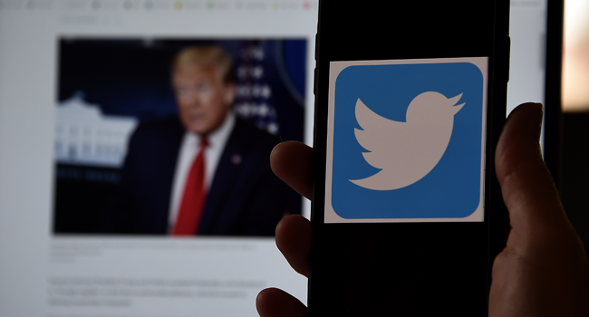Twitter Flags President Trump's Tweet For 'Glorifying Violence', White House Responds