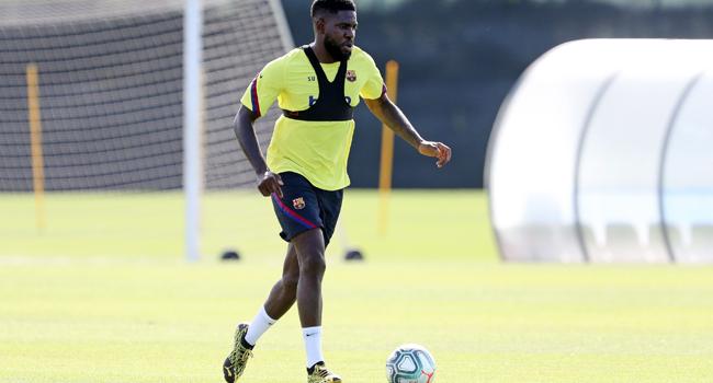 Barcelona Lose Umtiti To Knee Injury