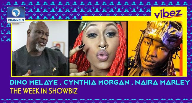 [Vibez] Dino Goes To Nollywood, Cynthia Morgan VS Jude, #MarlianDay + More