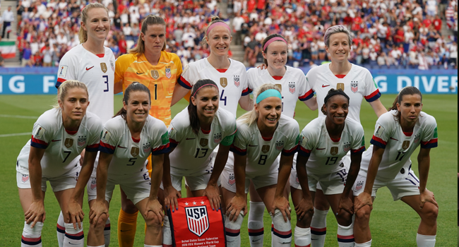 Judge Rules Against Equal Pay For US Women Soccer Team