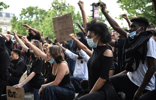 Fresh World Protests Against Racism, Police Violence