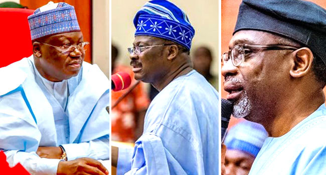 National Assembly Leaders Pay Tributes To Late Ajimobi