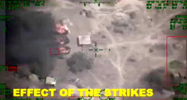 Military Kills Scores Of Bandits In Zamfara